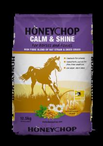Honeychop Calm & Shine bag