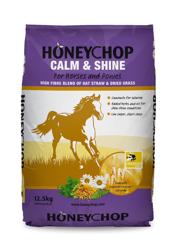 Honeychop Calm & Shine bag