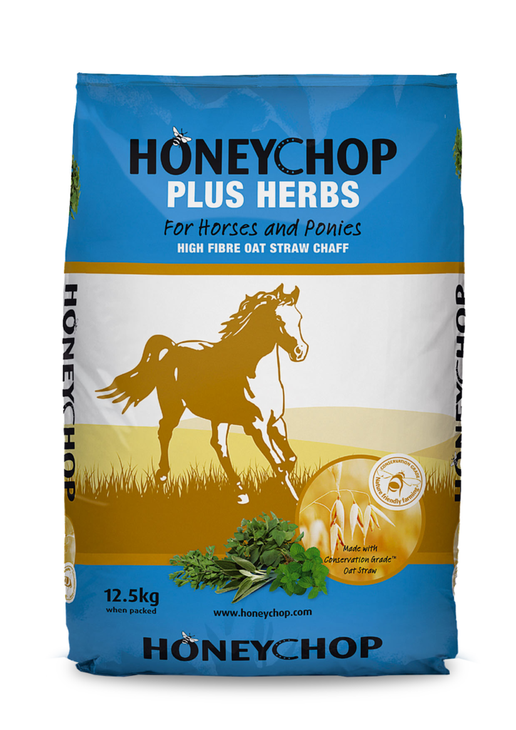 Honeychop Plus Herbs bag