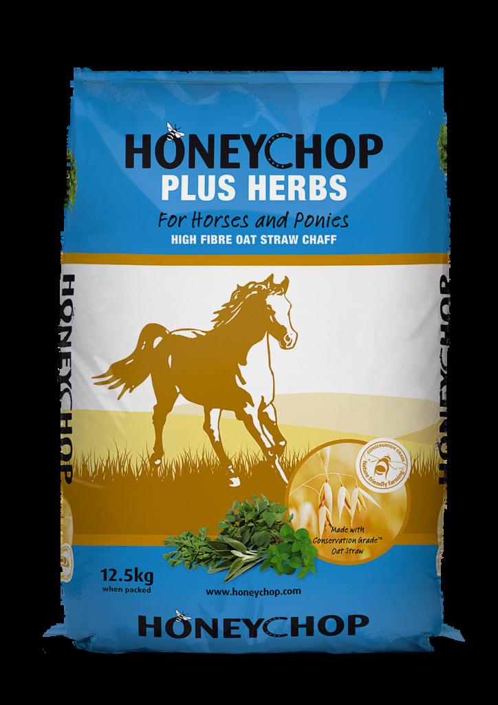 Honeychop Plus Herbs bag