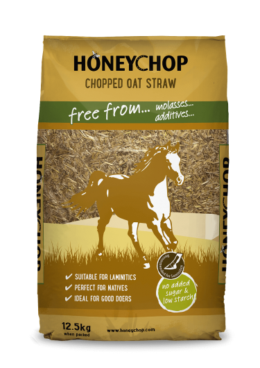 Honeychop Chopped Oat Straw