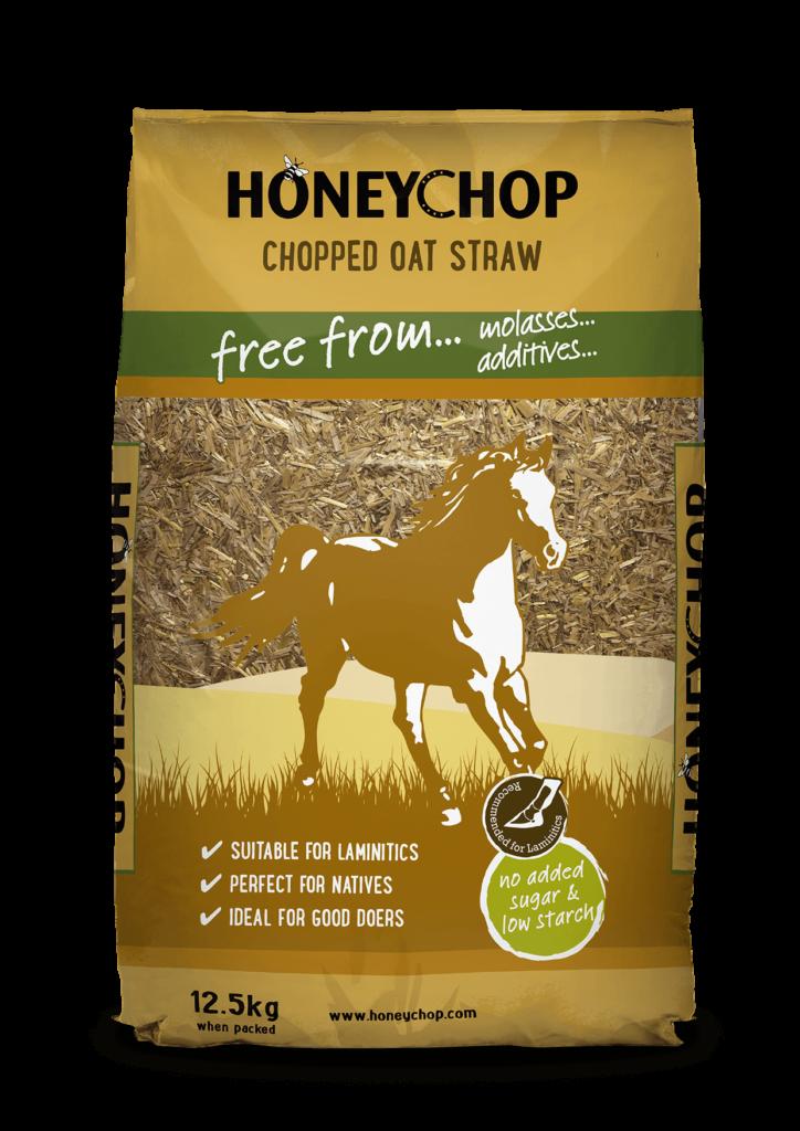 Honeychop Chopped Oat Straw