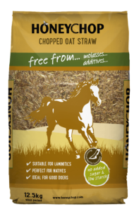Honeychop Chopped Oat Straw bag