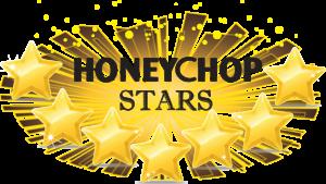 Honeychop Stars Logo