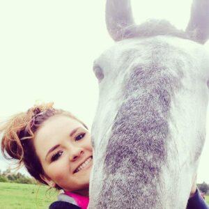 Grace & Skip Selfie