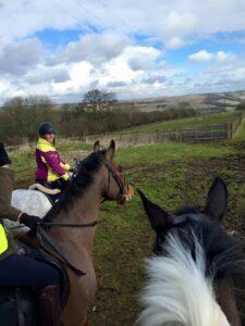 Cholsey Farm - amazing views!