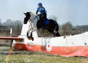 RAF Halton Plane Jump