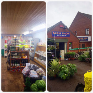 Hunters Farm Shop