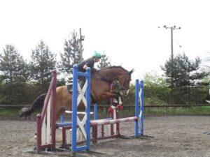 jumping at w.m.