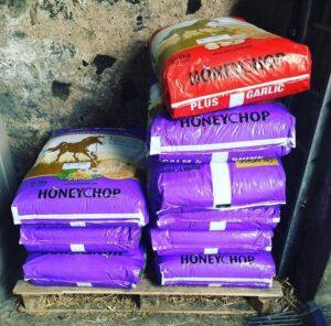 Honeychop delivery