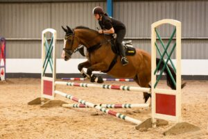 corky charity clear round