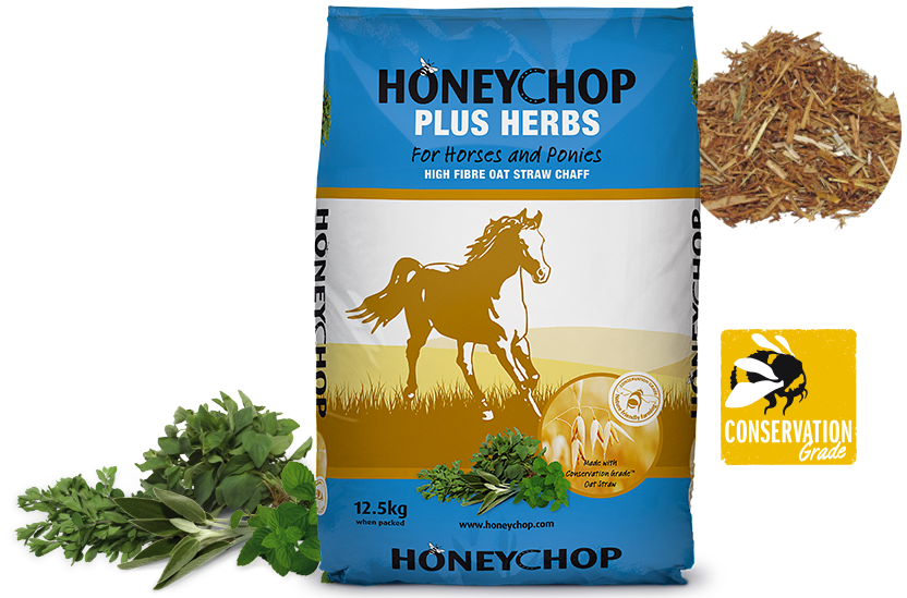 Honeychop Plus Herbs
